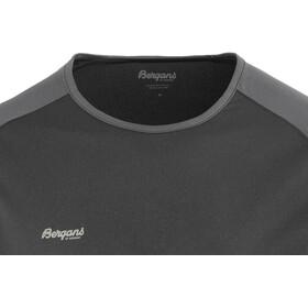 Bergans Slingsby Longsleeve Herren black/solid charcoal